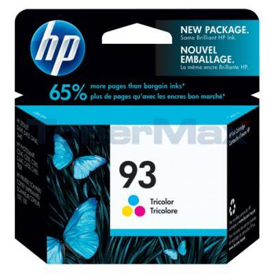 HP NO 93 INK TRI-COLOR